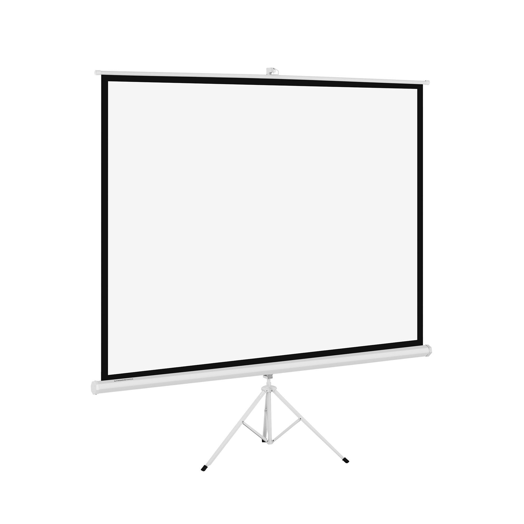 fromm & starck schermo per proiettore con treppiedi - 211 x 161 cm - 4:3 star_rs100s43_01
