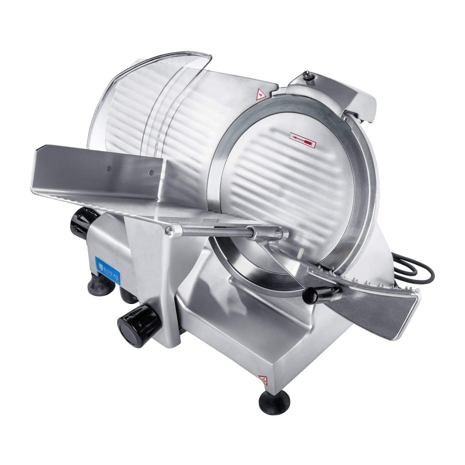 royal catering affettatrice - 220 mm - fino a 12 mm