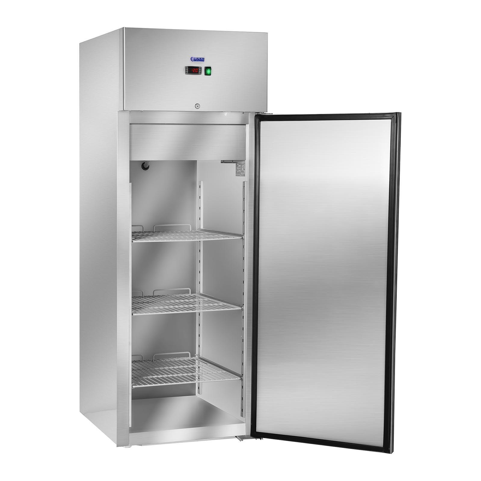 Royal Catering Amadio frigorifero professionale - 540 L - Acciaio inox