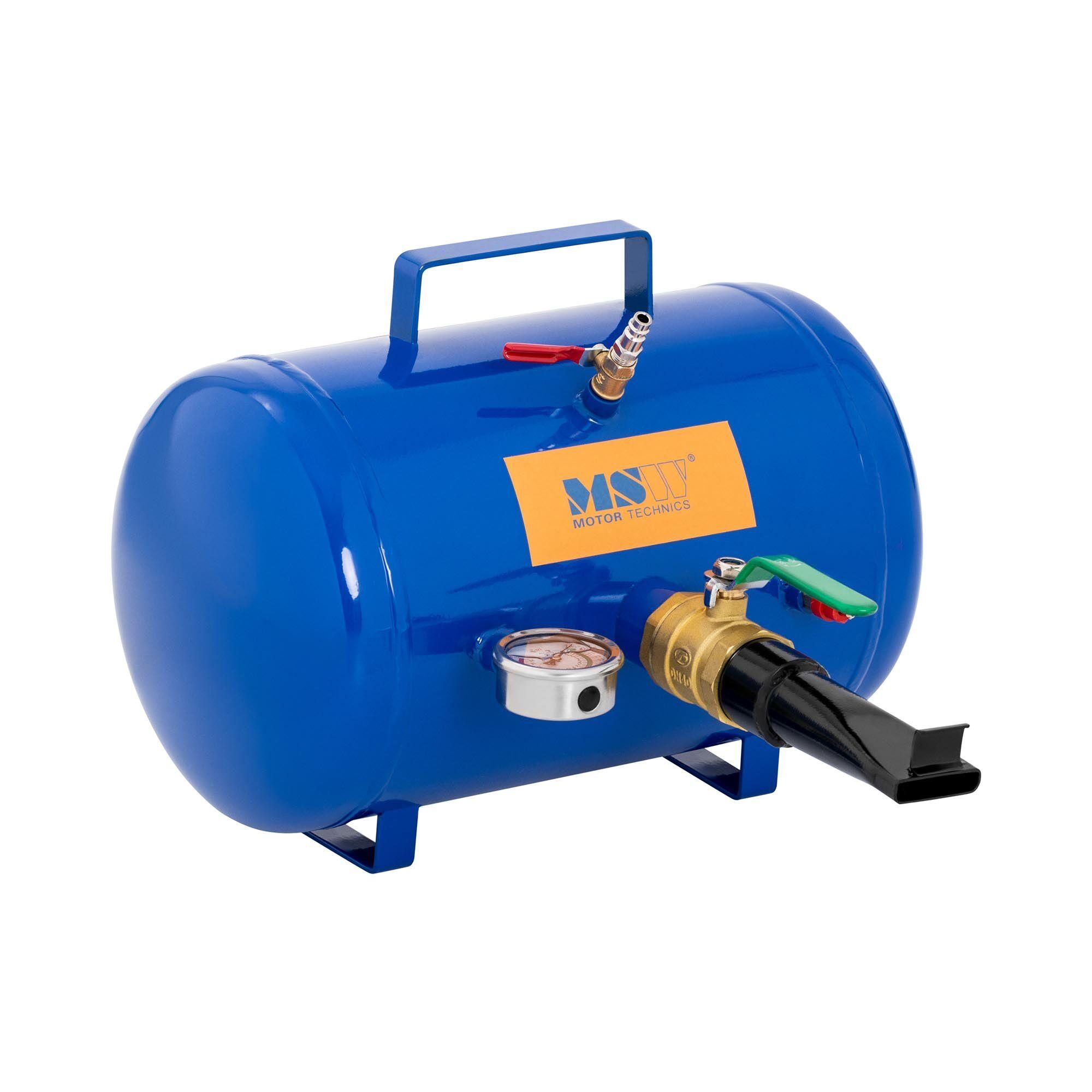 MSW Tallonatore per gomme - 19,5 L - 8 bar -TY-1