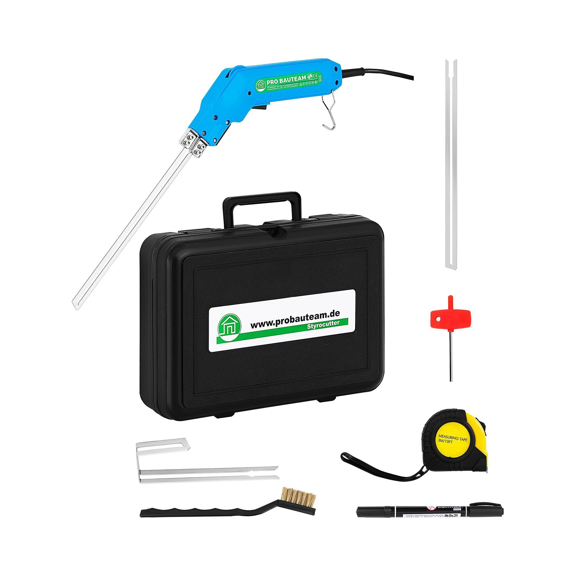 Pro Bauteam Cutter elettrico per polistirolo - 250 W STYRO CUTTER PBT02