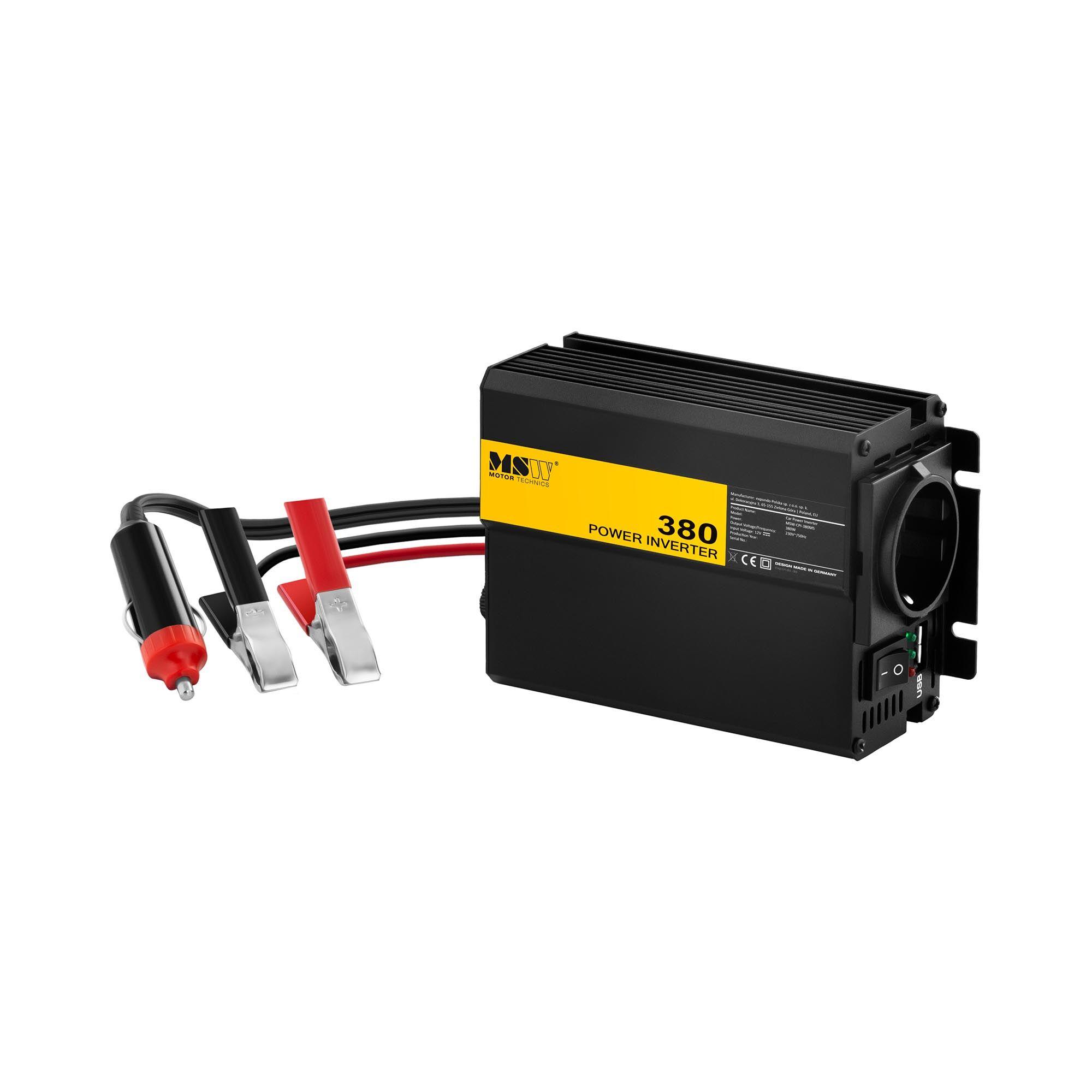 msw inverter per auto - 380 w -cpi380ms