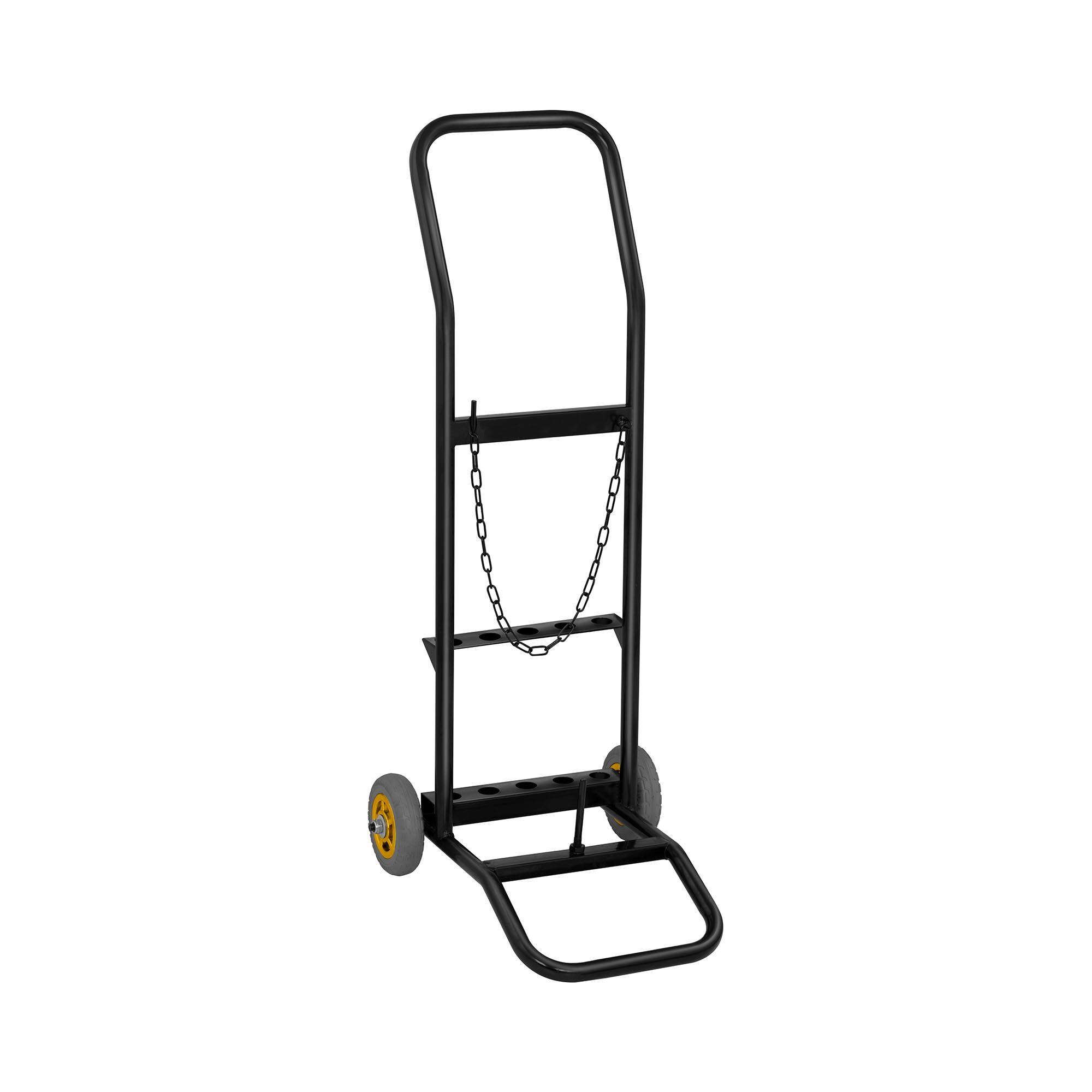 msw carrello per martello demolitore - portata 30 kg - catena 60 cm - per uso professionale