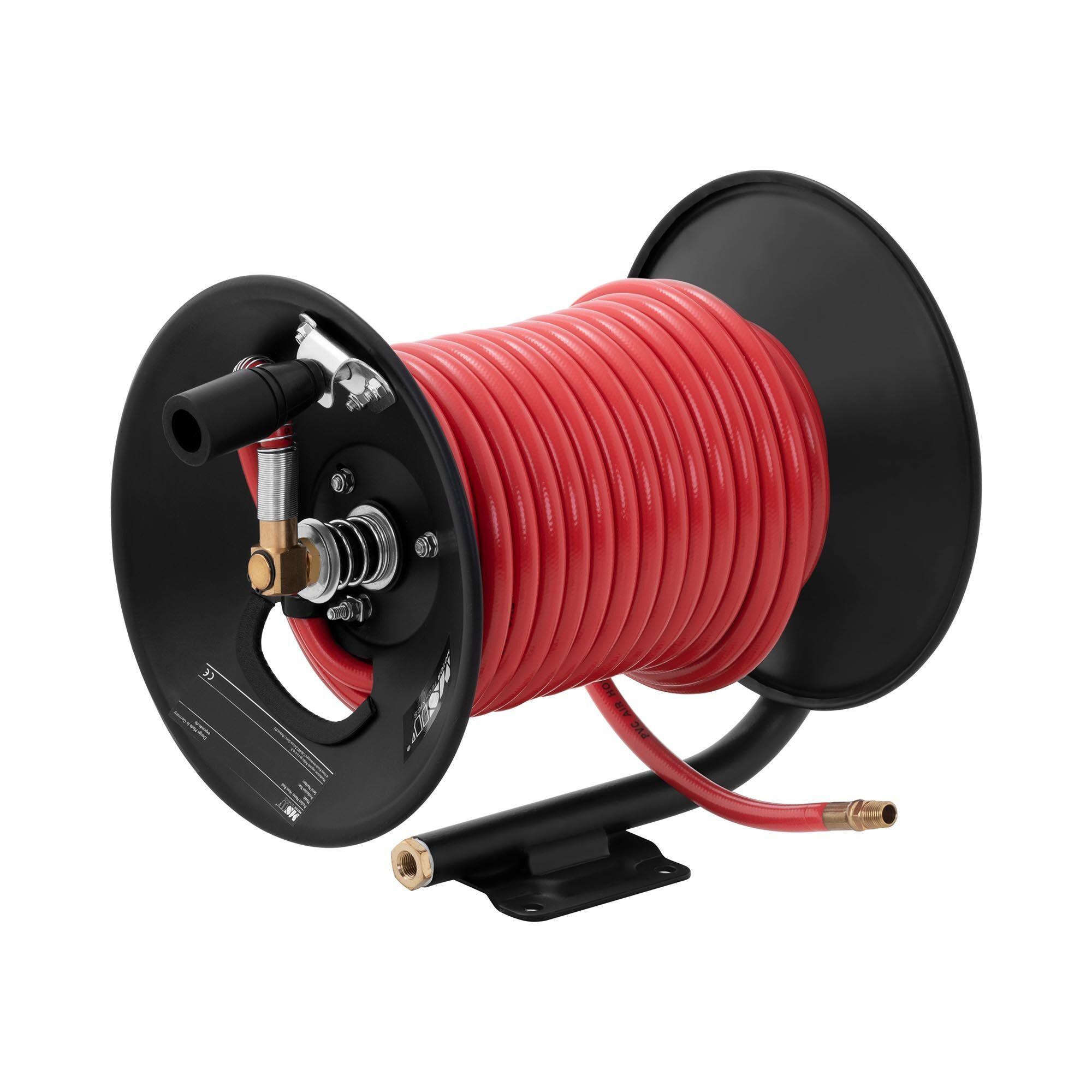 msw avvolgitubo aria compressa - 20 m - 250 bar -hr20