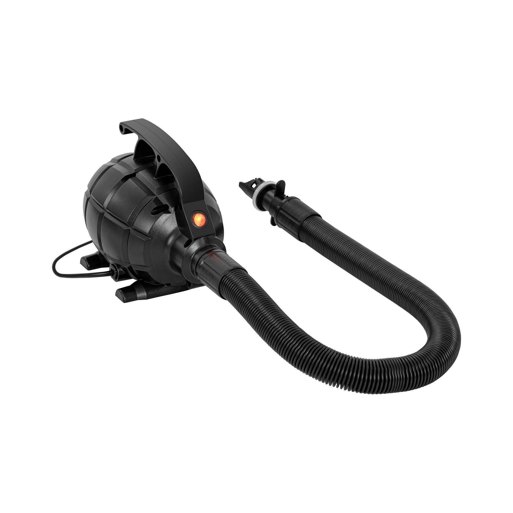 Gymrex Pompa ad aria elettrica per materassino - 500 W GR-AP1