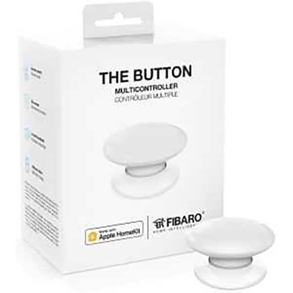 fibaro button multicontroller homekit bianco