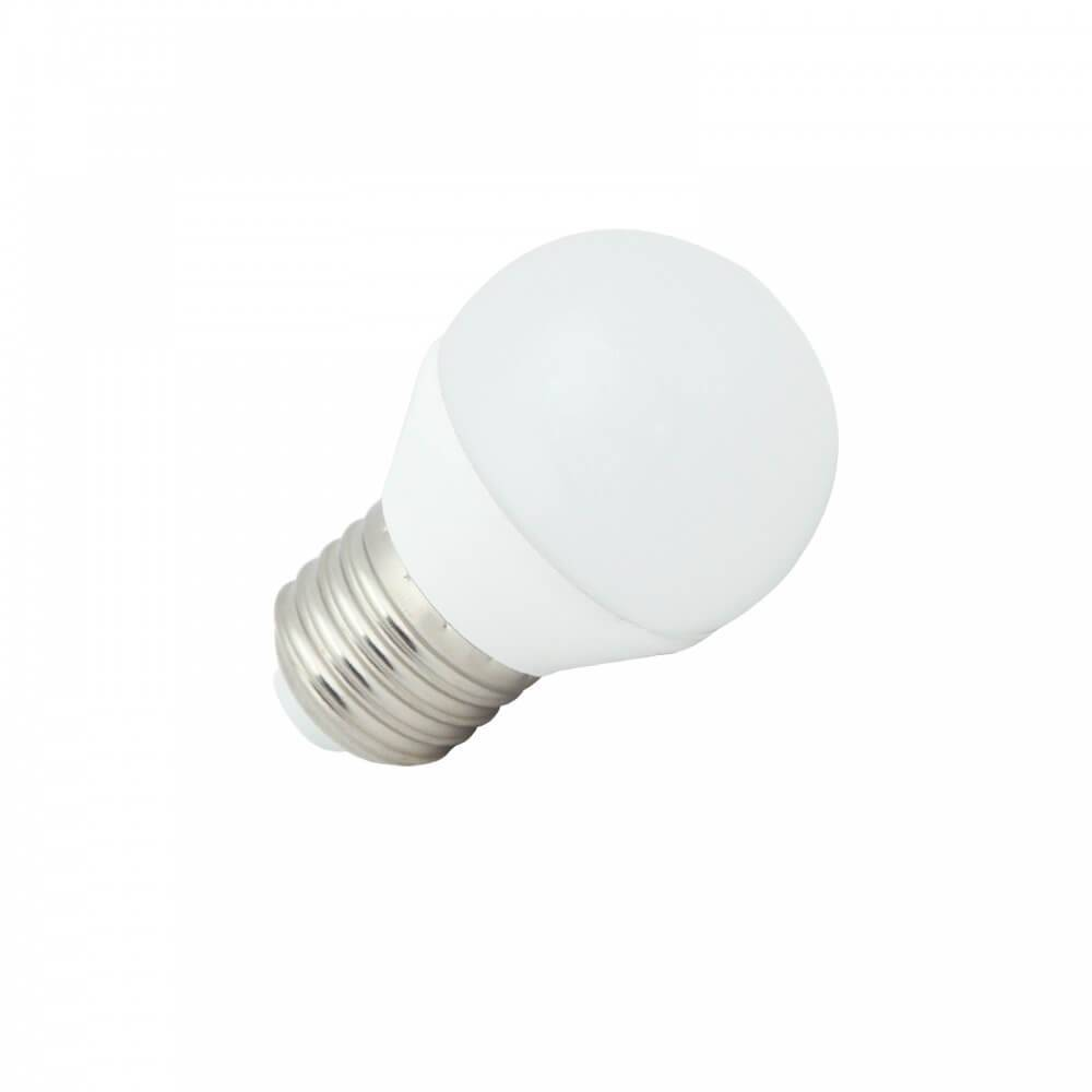 LEDDIRETTO Lampadina LED 7W E27 G45 a bulbo