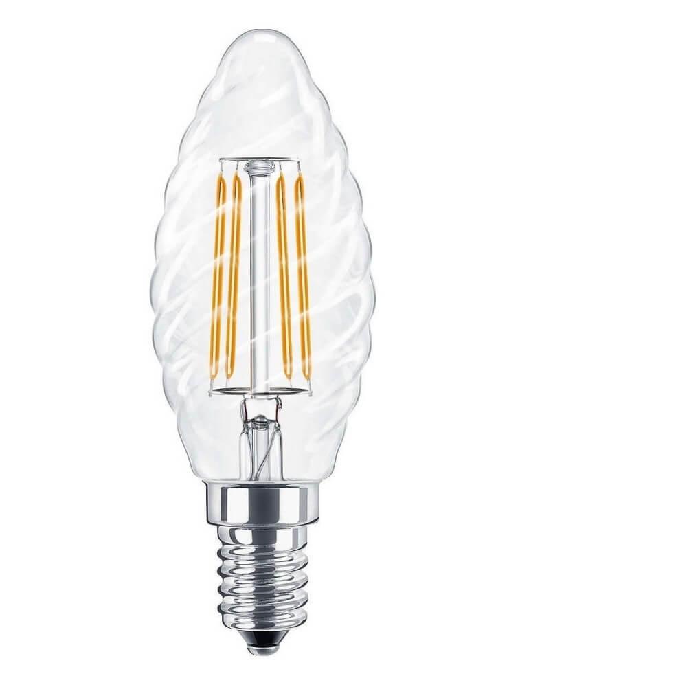 VITO Lighting Lampadina LED a Filamento 4W E14 Dimmerabile