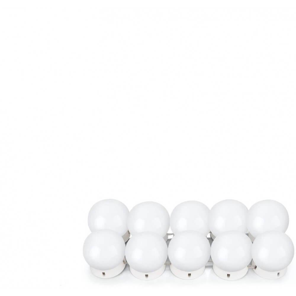 LEDDIRETTO Luci da Specchio per trucco - Bianco Variabile