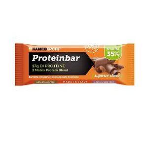 Namedsport Proteinbar Superior Chocolate 50 G