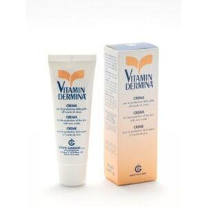 Ist.ganassini Vitamindermina Crema Oss Zinco 50