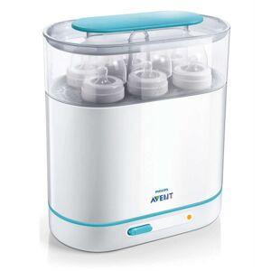 Avent-Philips Avent Linea Accessori Cura Bambino Sterilizzatore a Vapore Elettrico 3 in 1
