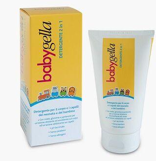 Meda Pharma Babygella Detergente 2 In 1 150ml