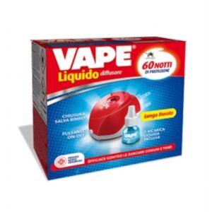 Guaber srl Vape elettroemanatore liquido spina + refill 480 ore