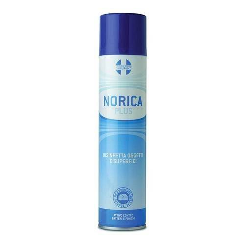 Polifarma Linea Detersione della Casa Norica Plus Spray Disinfettante 300 ml