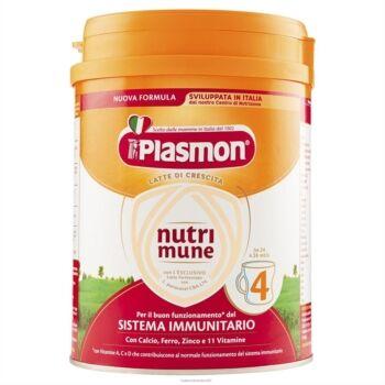 Plasmon (heinz italia spa) Plasmon Nutrimune Latte St 4 700g