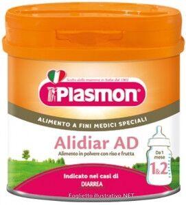 Plasmon (heinz italia spa) Plasmon Alidiar AD Polvere 350g