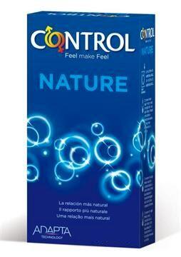 Control Linea Contraccezione e Protezione 12 Profilattici Adapta Nature