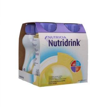 Nutricia Italia Nutridrink Vaniglia 4 X 200 Ml