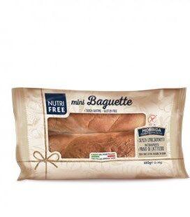 Nt Food Nutrifree Baguette 2 X 90 G