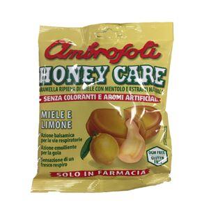 Gb Ambrosoli Honey Care Miele E Limone 90 G
