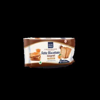 Nt Food Nutrifree Fette Biscottate Integrali 225 G