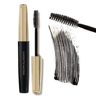 euphidra make-up euphidra linea trucco base occhi mascara allungante colore nero intenso
