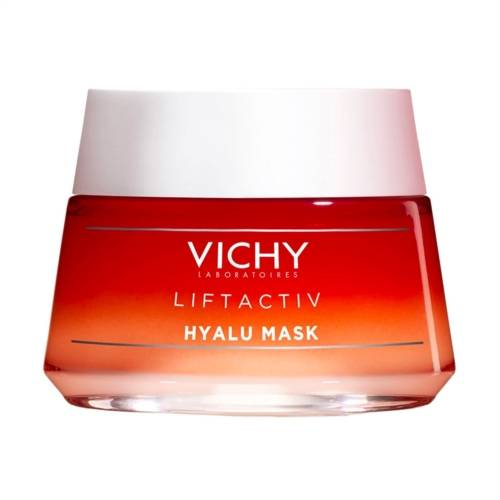 Vichy Linea Liftactiv Hyalu Mask Maschera Viso Anti-Rughe Profonde 50 ml