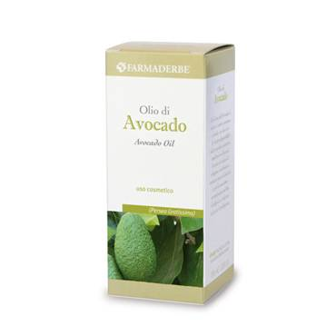 Farmaderbe Olio Avocado 100 Ml