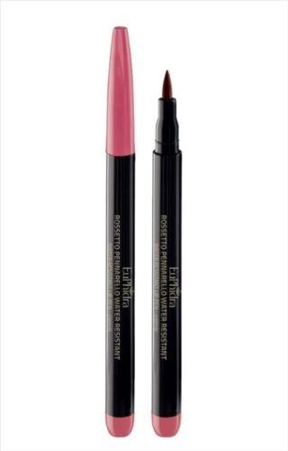 euphidra make-up euphidra linea make up base rossetto pennarello waterproof colore cremisi