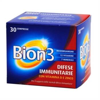 Procter & Gamble Bion 3 30 Compresse
