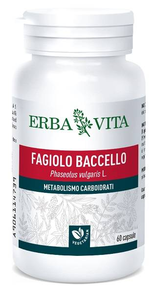 Erba Vita Fagiolo Bacello 60 Capsule 450 Mg