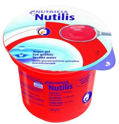 Nutricia Italia Nutilis Aqua Gel Granatina 125 G 12 Pezzi