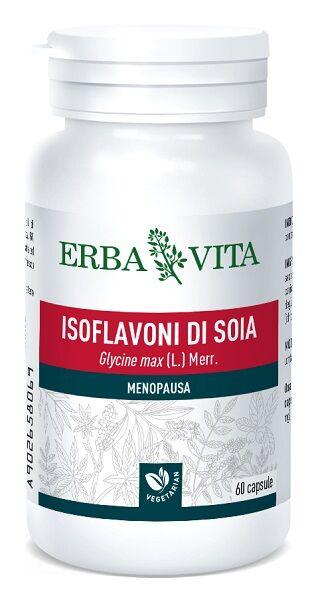 Erba Vita Isoflavoni Soia 60 Capsule 450 Mg