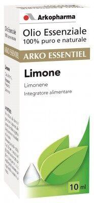 Arkofarm Limone Olio Essenziale 10 Ml