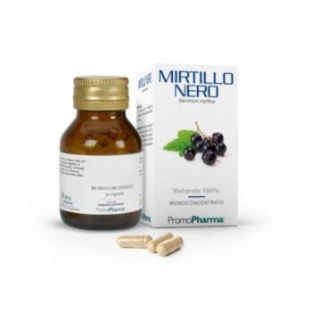 Promopharma Mirtillo Nero 50 Capsule