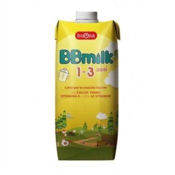 Steve jones srl Steve Jones Buono BBmilk 1-3 anni Latte Per La Crescita Liquido 500ml