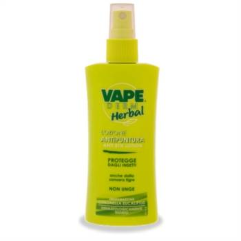 Guaber srl Vape derm herbal antipuntura lozione 100 ml