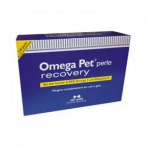 N.b.f. Lanes Omega Pet Recovery Blister 120 Perle