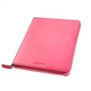 GOLFINO Tasca per iPad tablet en cuir GOLFINO, femminile, Viola, Taglia Unica