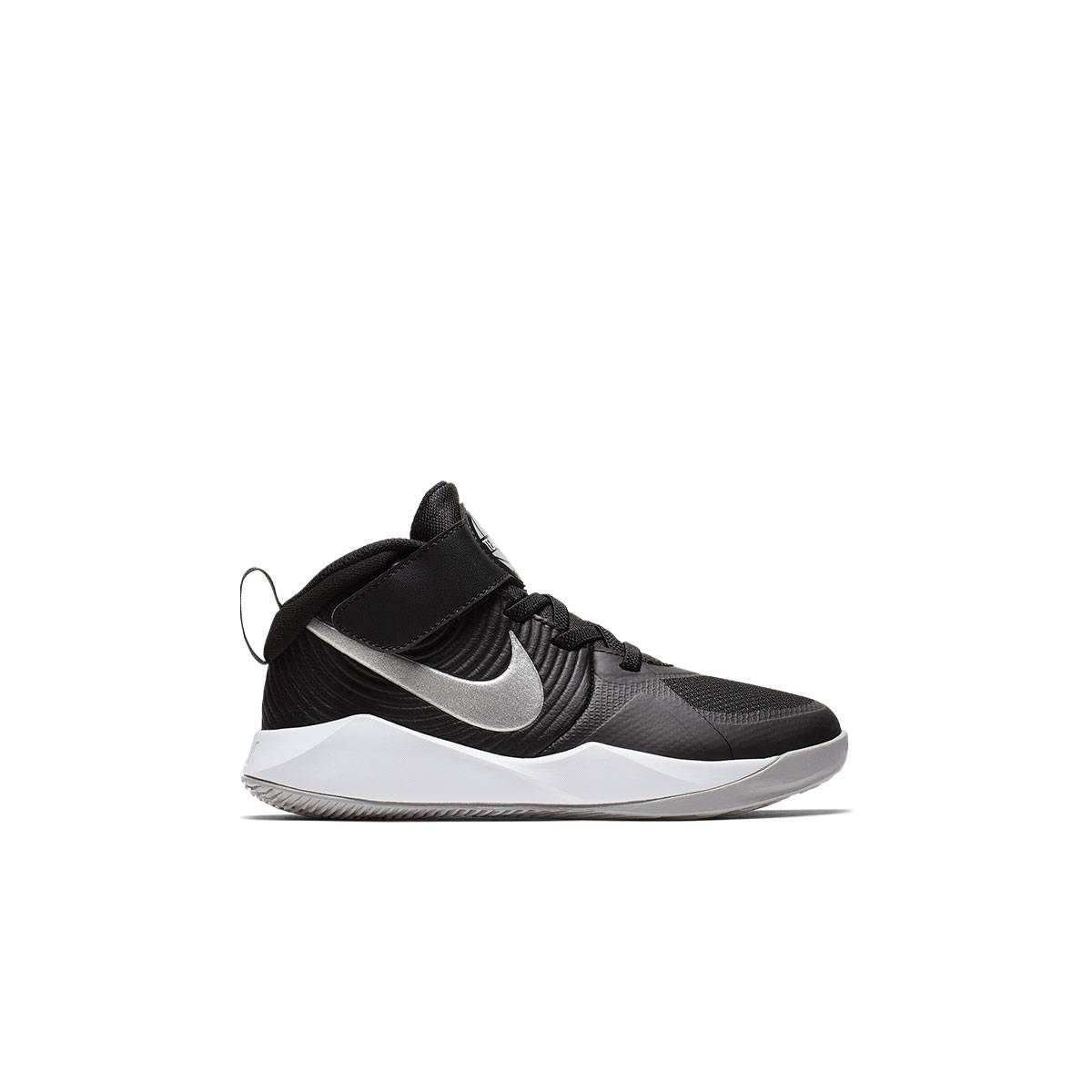 Nike Scarpa JUNIOR Team Hustle D Nere - Bambino
