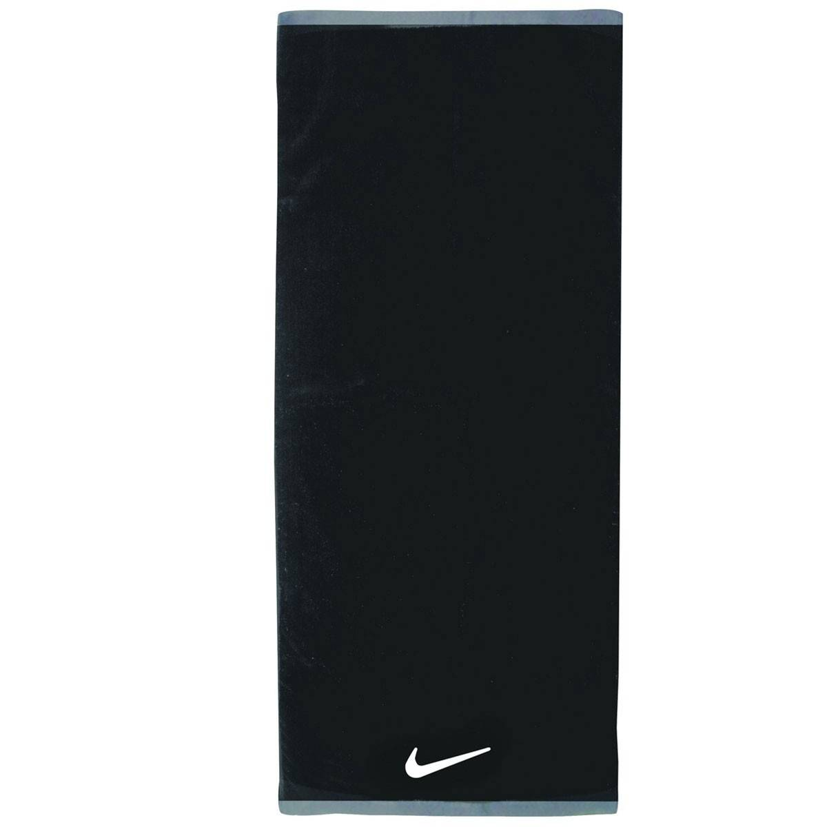 Nike Fundamental Towel Nero - Unisex