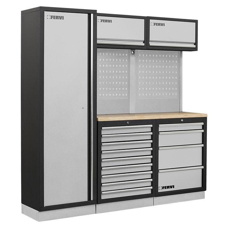 Fervi Arredamento modulare per officina Fervi A007Q