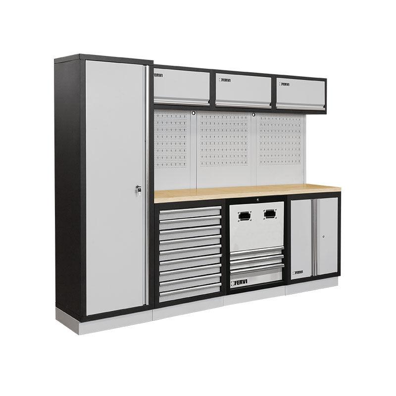 Fervi Arredamento modulare per officina Fervi A007U