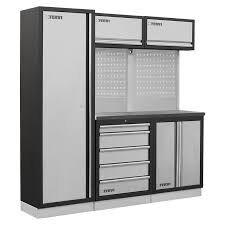 Fervi Arredamento modulare per officina Fervi A008C