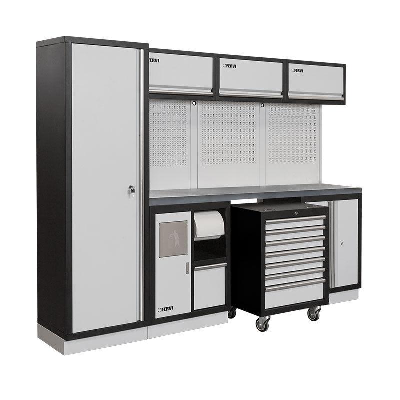 Fervi Arredamento modulare per officina Fervi A008E