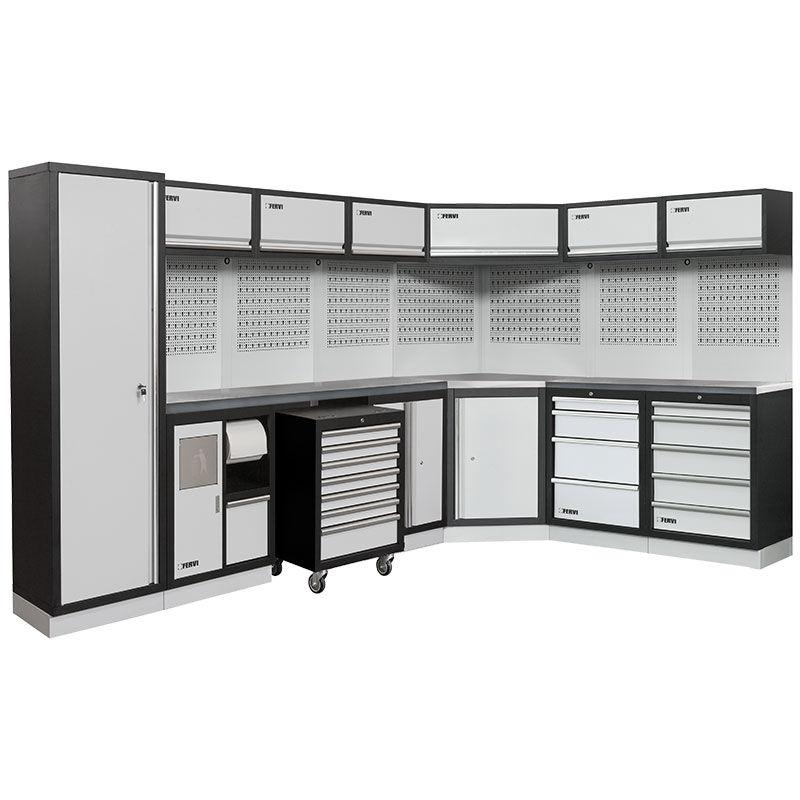 Fervi Arredamento modulare per officina Fervi A008H