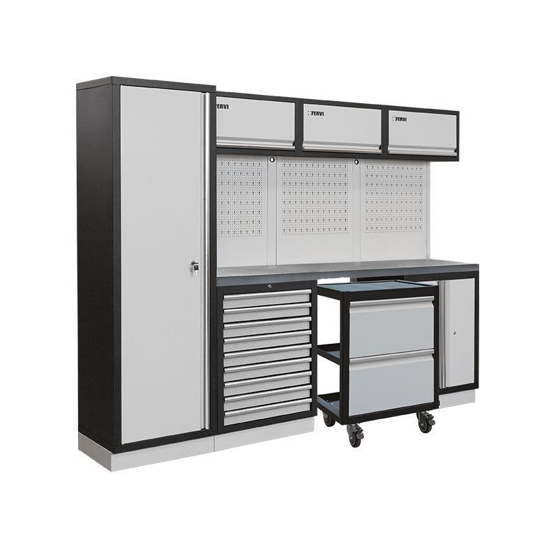 Fervi Arredamento modulare per officina Fervi A008S