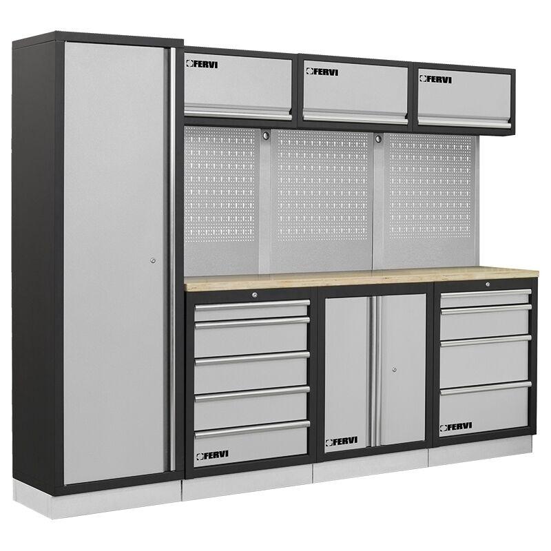 Fervi Arredamento modulare per officina Fervi A007D