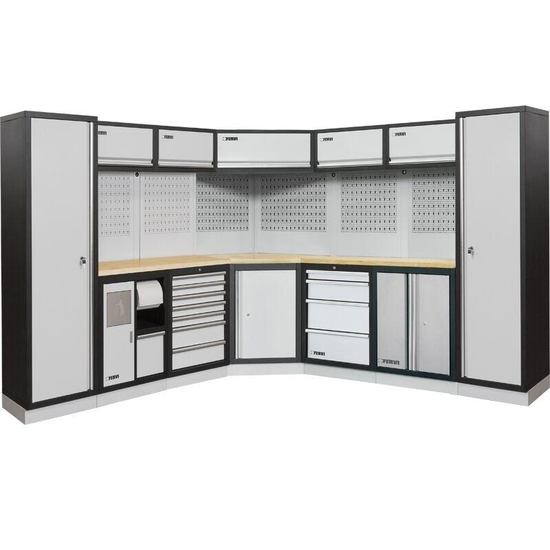 Fervi Arredamento modulare per officina Fervi A007L
